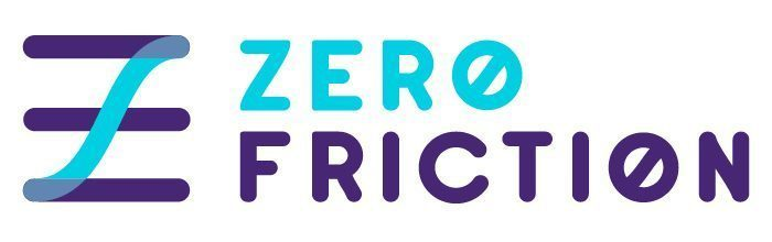 Zero Friction logo