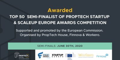 PropTech Startup awards