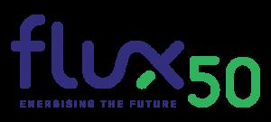 Flux 50 logo